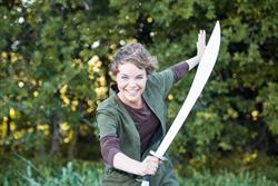 Cheyenne Lee in the title role of 'Peter Pan'. - , Utah