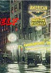 A 1920s post card of downtown Main Street, featuring the Walker Bank and the American theater. - , Utah