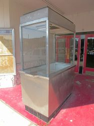 Ticket booth of the theater. - , Utah
