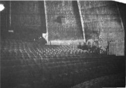 The right side of the Century 21 auditorium, before the theater was split into three. - , Utah