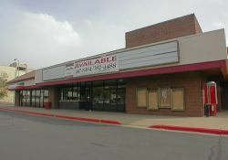The City Square 4 Theater was located in the Ogden City Plaza, just west of the Ogden City Mall. - , Utah