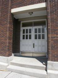 Entrance of the Fairview Dance Hall. - , Utah