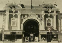 Historical photo of the Casino Star Theatre, Gunnison, Utah - , Utah