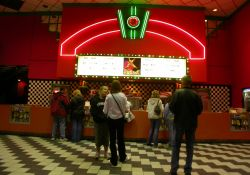 The concession stand of the Movies 10. - , Utah