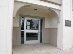 Entrance of the social hall. - , Utah