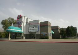 A view of the entire front of the Pointe Theatre. - , Utah