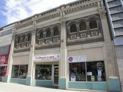 The front of the former Star Theatre. - , Utah