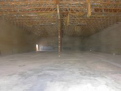 Interior of the theater space after lobby and two auditoriums were removed. - , Utah