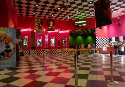 The lobby of the Tinseltown, USA. - , Utah