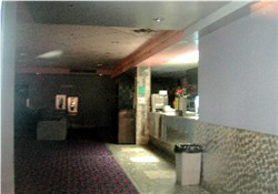 The original concession stand of the Trolley Square Cinemas. - , Utah