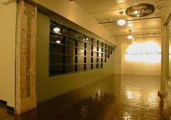 The original entrance to the Trolley Square Cinemas was a the end of this hall. - , Utah